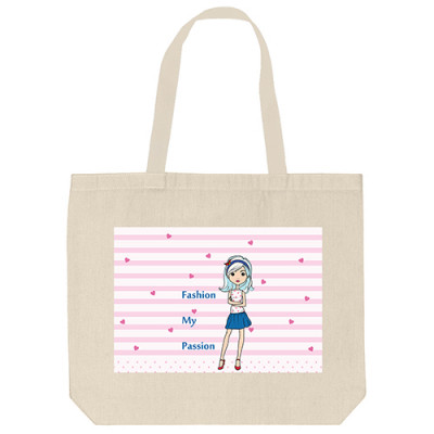 Tote Bags - Fashion